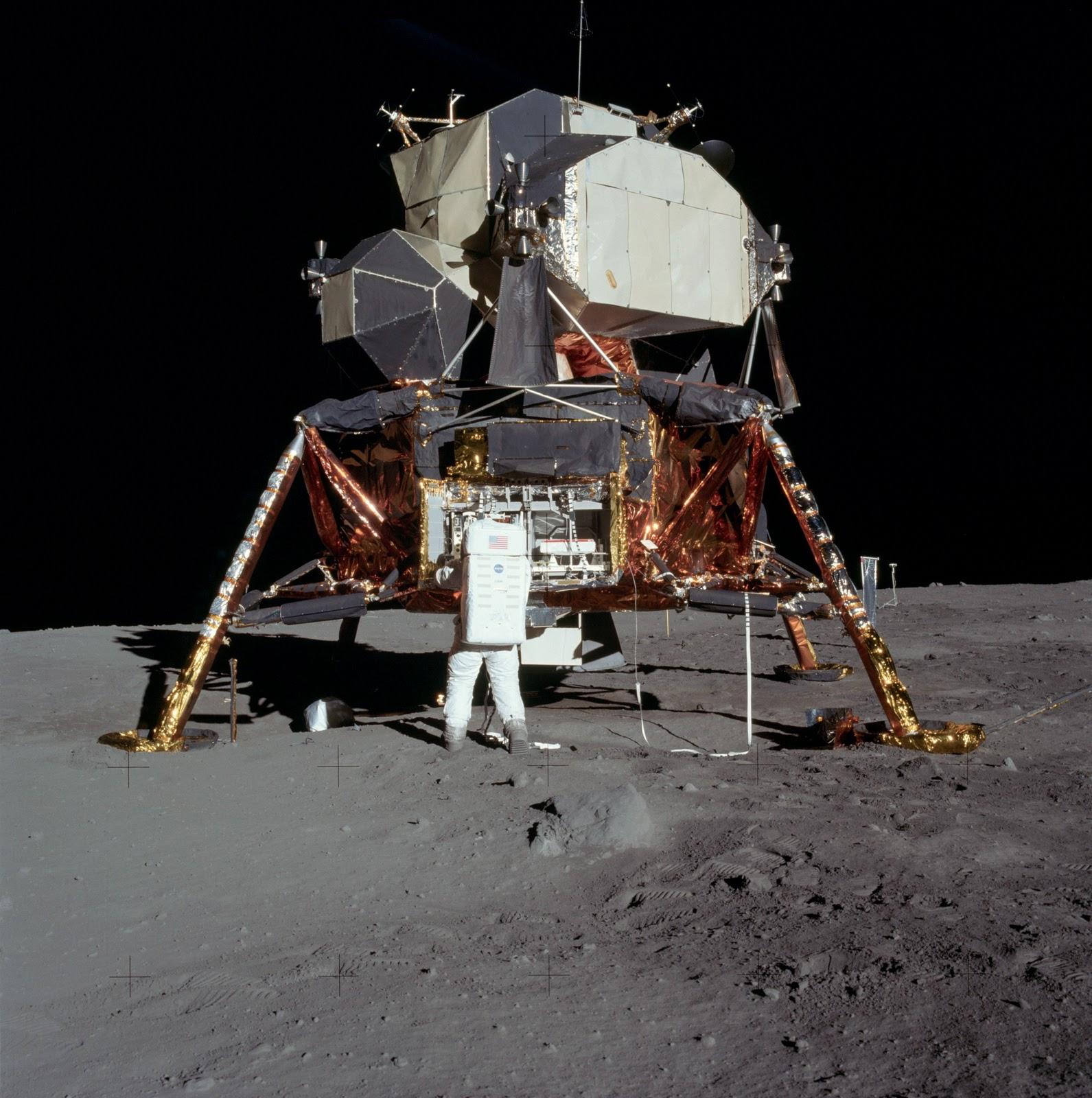 Sigues creyendo que el Viaje a la Luna fue falso?