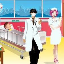 Çılgın Hasta Hastahanede Oyunu