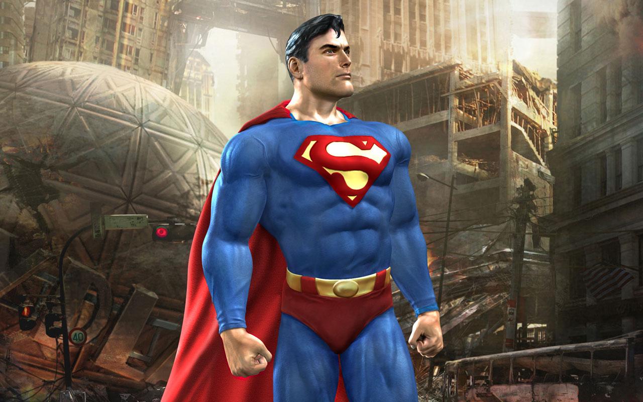 Süperman Gezegeni Kurtar Oyunu