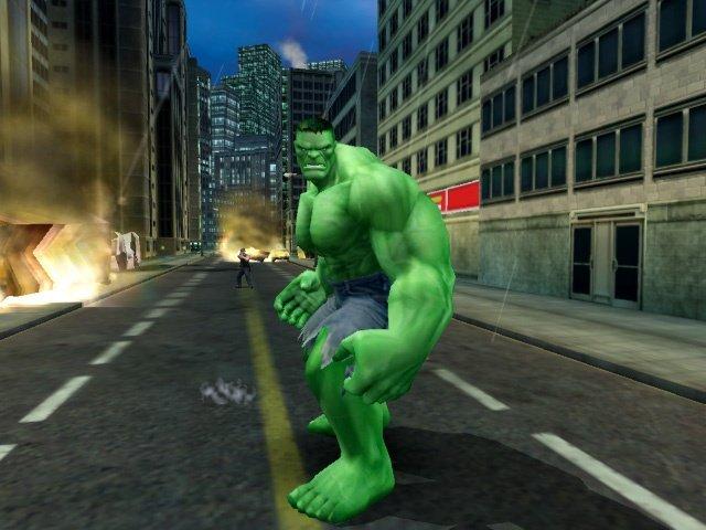 Hulk Oyunu