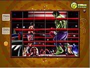 Hulk Boks Puzzle Oyunu
