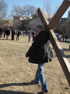 Negarse a si mismo Cross