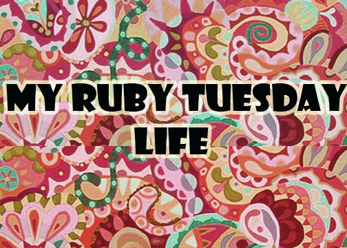 My Ruby Tuesday