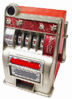 Student name slot machine