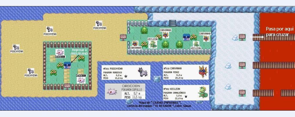 mapas de pokemon negro Ciudad1