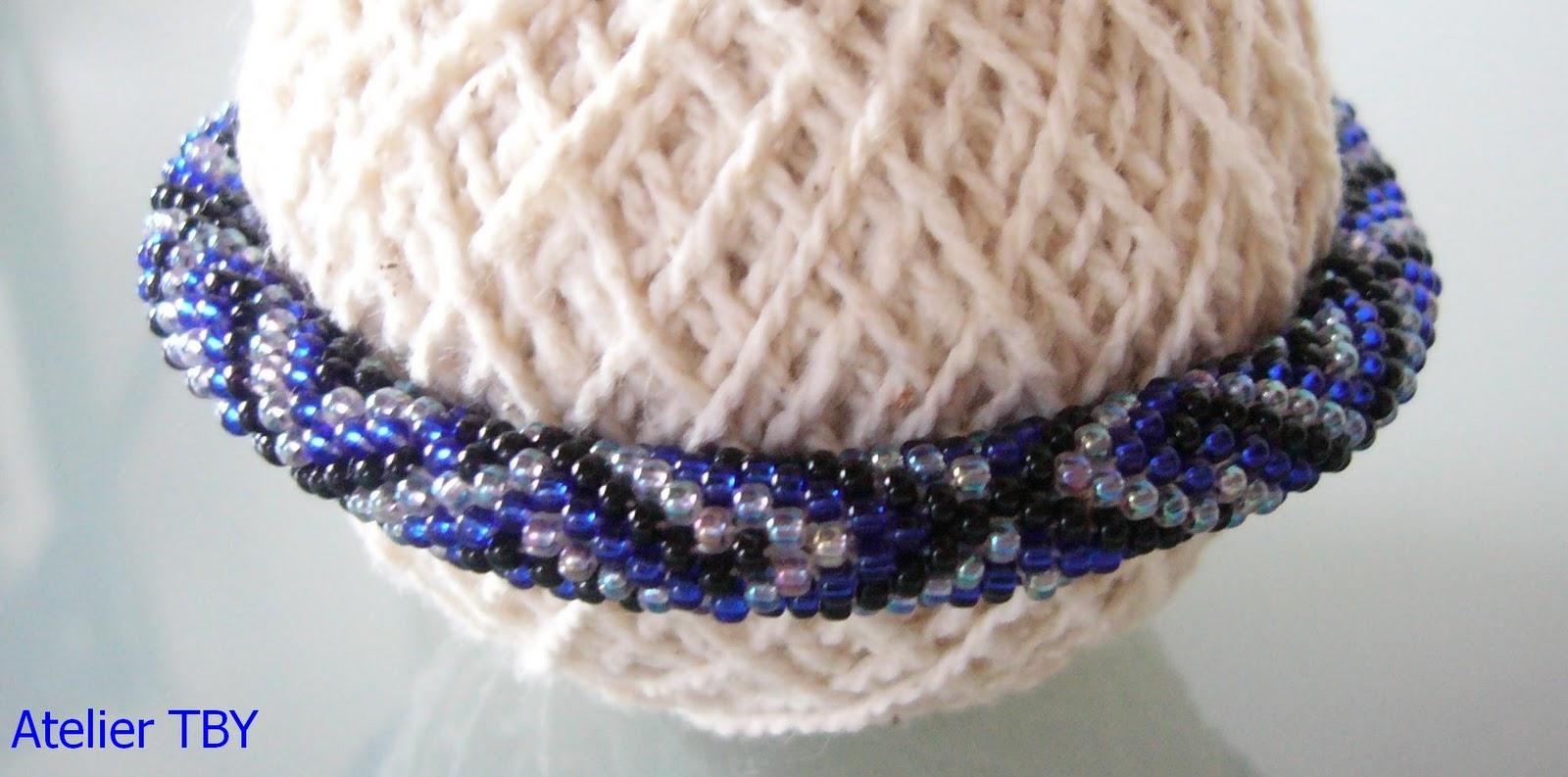 Atelier Tby Bead Crochet