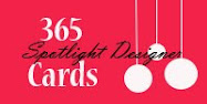 I am a Spotlight Designer at 365 Card Blog