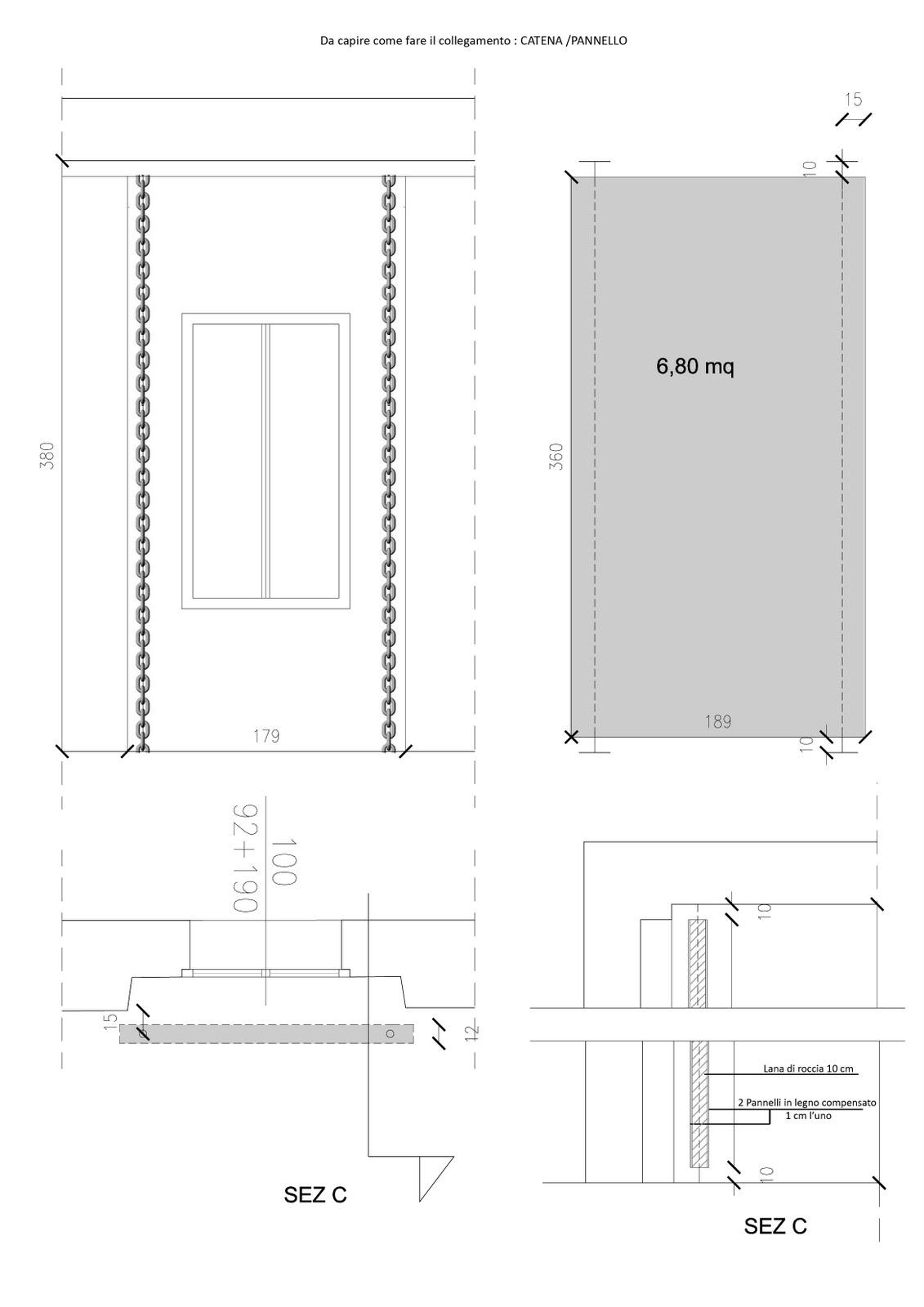 officine creative: pannelli e tende per isolamento acustico