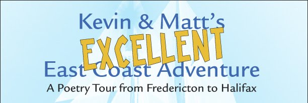Kevin and Matt's Excellent East Coast Adventure