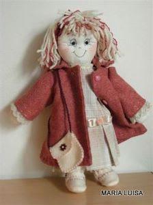 Il fatto a mano di maria luisa la sfilata di moda - Barbie colorazione pagine libero ...