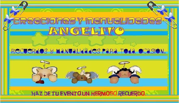 CREACIONES Y MANUALIDADES ANGELITO