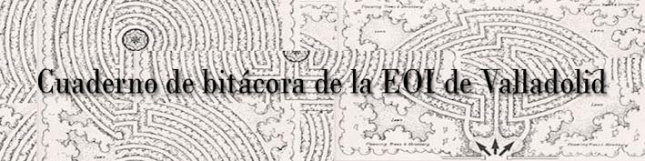 Cuaderno de bitácora de la EOI de Valladolid