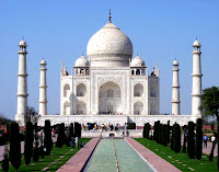 Busby SEO Test at Taj Mahal India