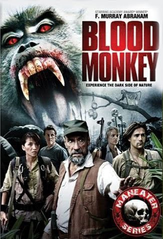 Blood Monkey-DvD