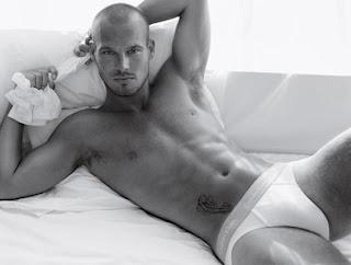 Fredrik Ljungberg in Calvin Klein Underwear