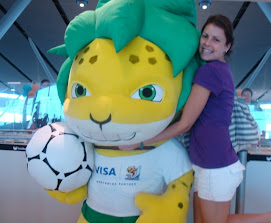 South Africa's 2010 FIFA World Cup Football Mascot