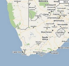 Gay Cape Town Map