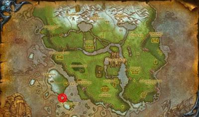 wow king krush spawn locations