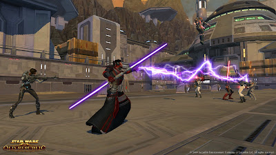 Lead Systems Designer Talks About the Third Element of Creating MMORPGs