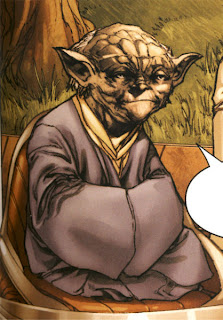 Master Vandar taught many pupils, and by 3,964 BBY he was the leading Master of the Jedi Enclave.