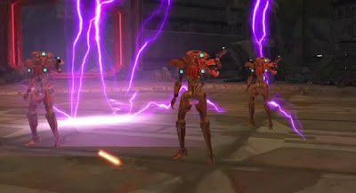 Dev Diary: Combat in STAR WARS: The Old Republic