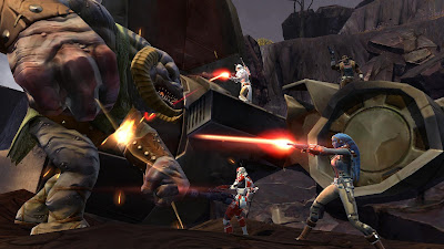 """Daniel Erickson: """"Star Wars: The old Republic is your dream game"""""""