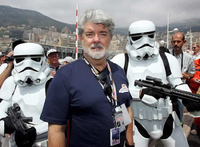 """George Lucas joins other billonares in """"Giving Pledge"""""""