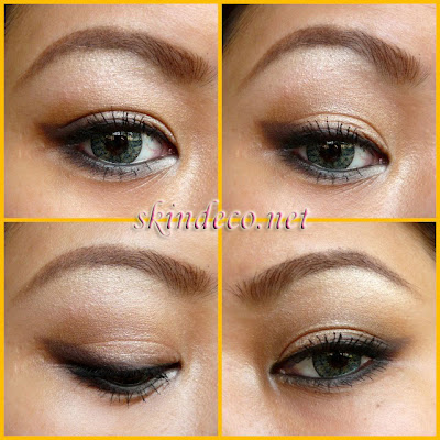 eye makeup for brown eyes. Finish off the cat eye makeup
