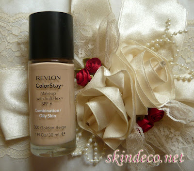 Today's foundation review is on the Revlon ColorStay Makeup with SoftFlex