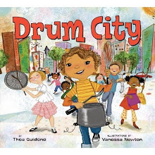 Drum City by Thea Guidone Illustrated by Vanessa Newton