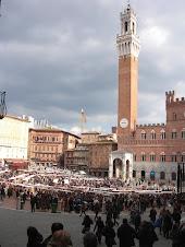 Market in Siena