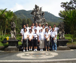 WITHMY TEAM IN BALI