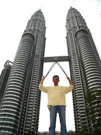 Twin Tower Petronas, Malaysia
