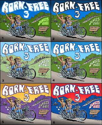 Luxury BornFree Born Free Show Info