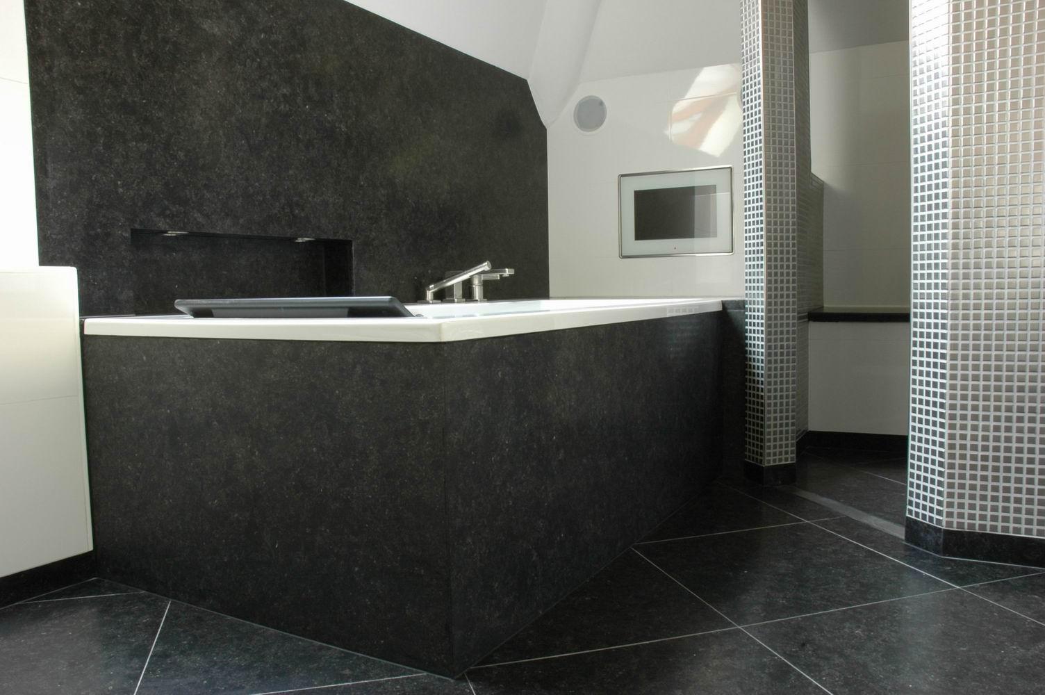 Natuursteen Voor Badkamer : Inspiratie in natuursteen wat is belgisch hardsteen