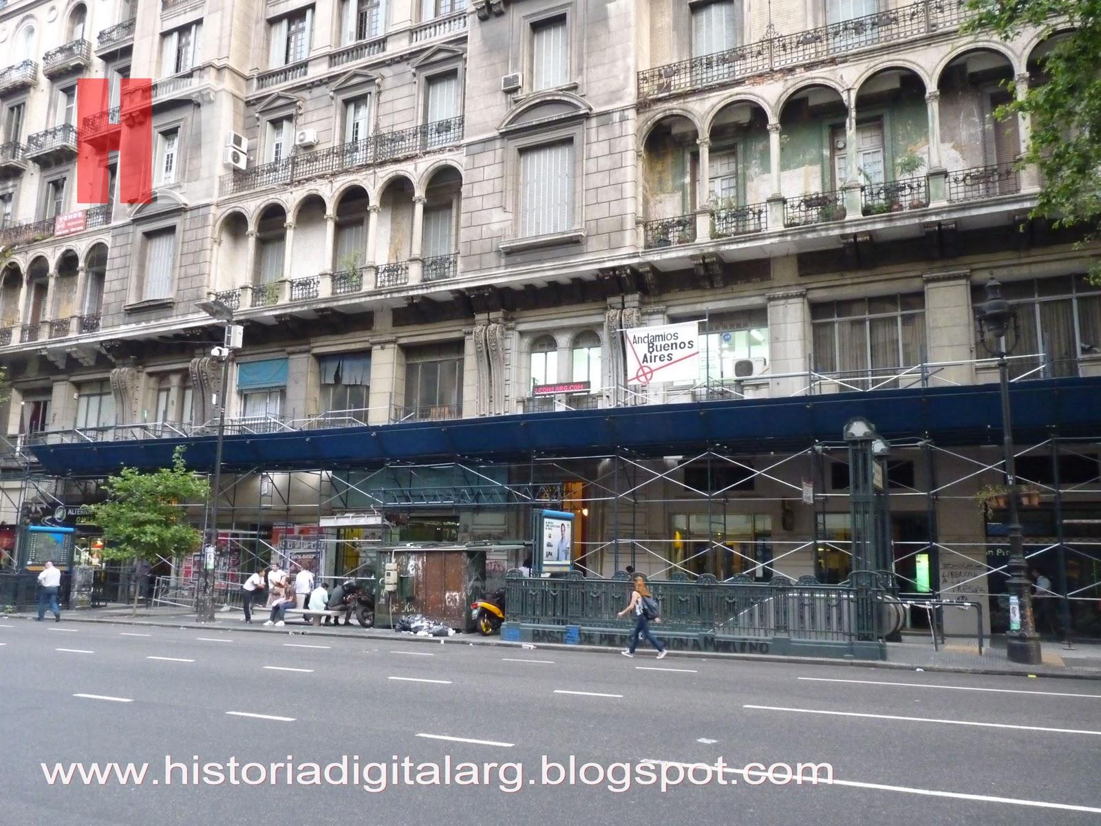 Historia digital art culos y fotos restauracion de la - Inmobiliaria serie 5 ...