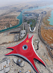 ferrari world abu dhabi opens october 2010