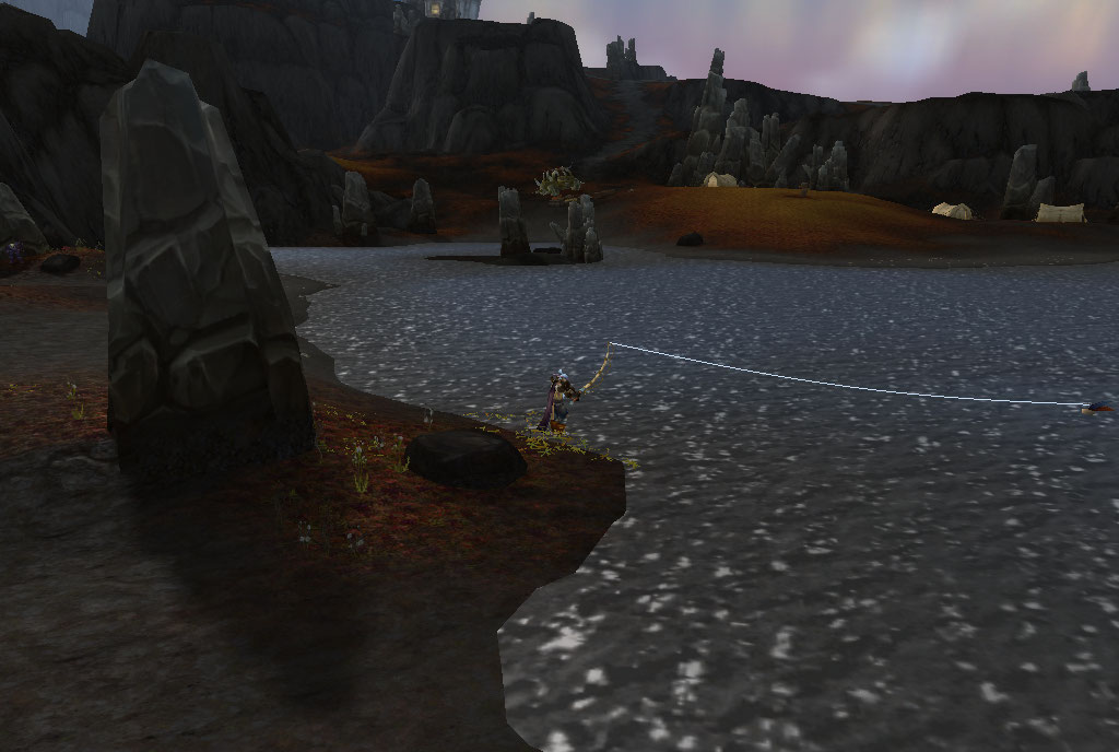 A world of warcraft blog wow tips for Fishing poles wow