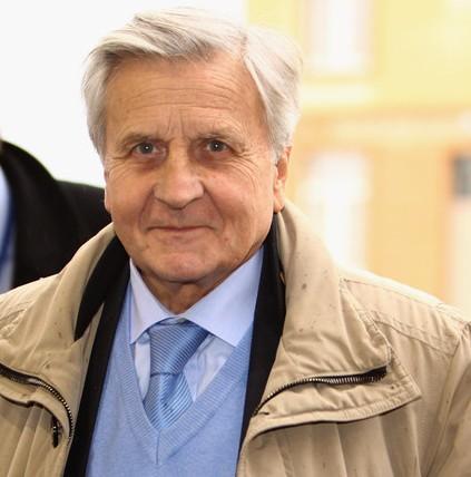 Jean-Claude Trichet, Európai Központi Bank elnöke (katt a képre)