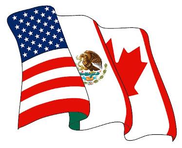 """Észak-Amerikai """"Unió"""" - Észak-amerikai Szabadkereskedelmi Egyezmény (nafta-sec-alena.org)"""
