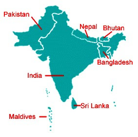 Dél-ázsiai Regionális Együttműködési Társulás (SAARC), Indiával (saarc-sec.org)