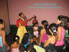 Directora de Danzas Caguacao.