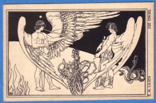Jewish Myth, Magic, and Mysticism: Jewish vs. Christian Angels