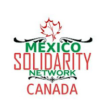 RED DE SOLIDARIDAD CON MEXICO CANADA