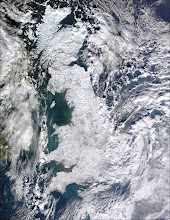 Frozen Great Britain!