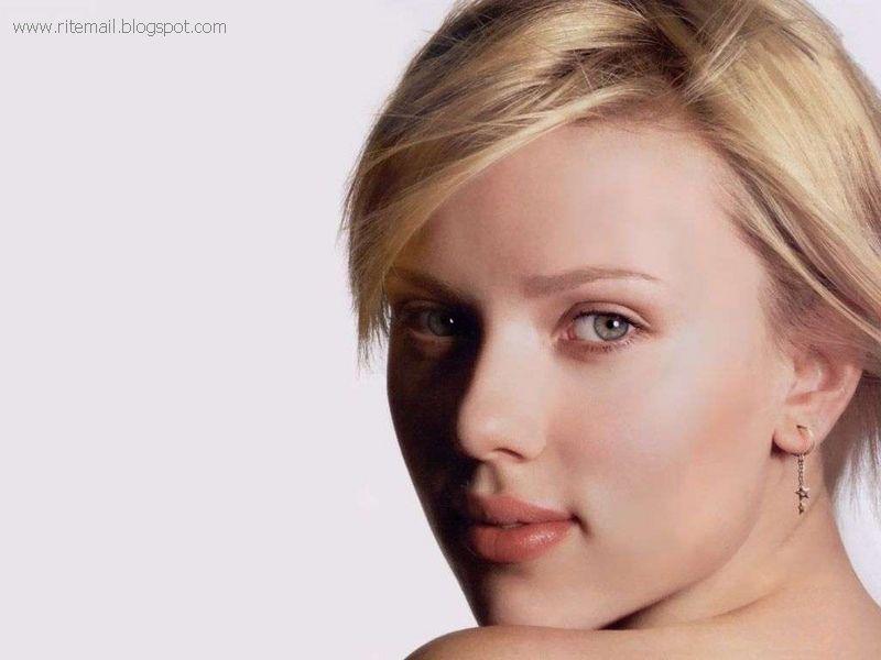 Scarlett Johansson sexy actress gallery