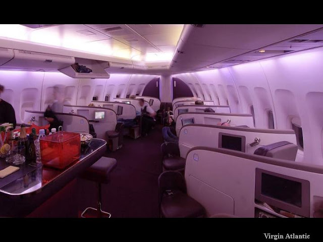 Virgin Atlantic : www.xtreme-collections.blogspot.com