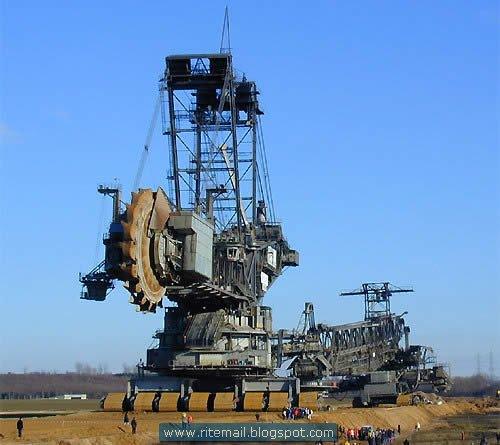 Largest Digging Machine