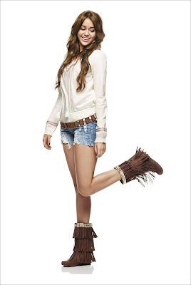 Miley Cyrus Photoshoot