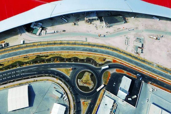 Ferrari Park Dubai 20091102 007 - Ferrari Park in Dubai